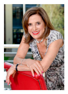 Gillian Goldman, the words guru